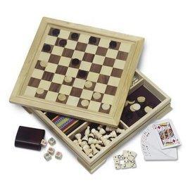 Jocurii de lemn