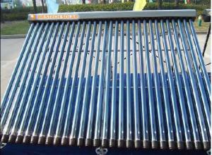 Instalatii solare cu tuburi vidate