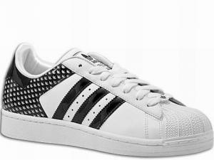 Adidasi dama Adidas Originals Superstar Trefoil Heel