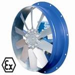 Ventilator axial Casals HBX 71 T4 2,2kW, II2G EE(x-e)