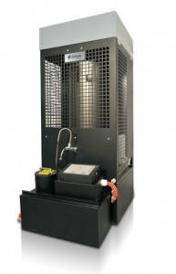Generator aer cald pe ulei uzat, functionare prin vaporizare - HP115 - 15 / 22 kW, 600 m3/h