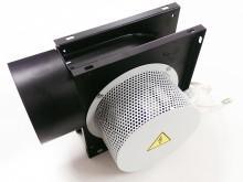Hota centrala cu ventilator