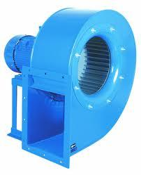 Ventilator industrial centrifugal si axial