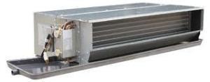 Ventiloconvector duct