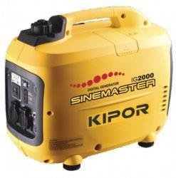 Generator curent benzina Kipor IG 2000