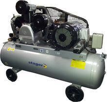 V-0.40/12.5 - Compresor 4KW; 400L/min; 12.5bar; 125L