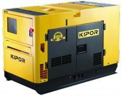 Generator curent diesel SuperSilent Kipor KDE 11 SS
