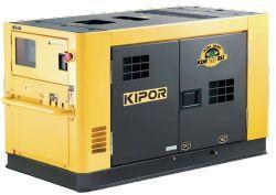 Generator curent diesel UltraSilent Kipor KDE 13 SS3