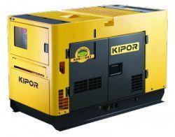 Generator curent diesel UltraSilent Kipor KDE 20 SS3