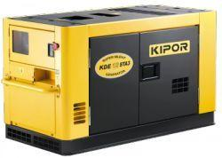 Generator curent diesel SuperSilent Kipor KDE 12 STA3