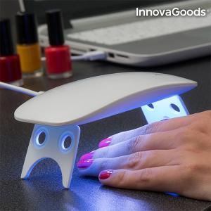 Lampa pentru unghii LED UV Pocket