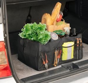 Organizator pliabil pentru portbagajul masinii Carry