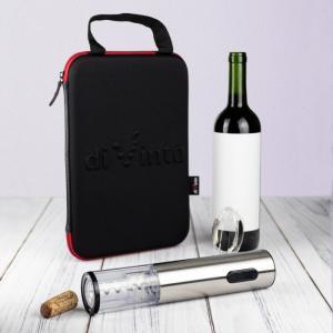 Tirbuson electric de vin Silver Twister Deluxe DI