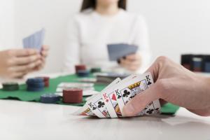 Fata de masa pentru Poker