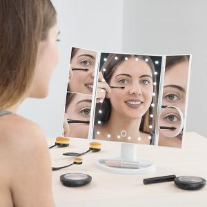 Oglinda Led cu efect de marire 4 in 1