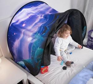 Cort de pat pentru copii
