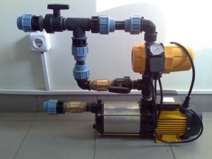 Hidrofor cu pompa submersibila