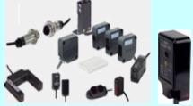 Senzor foto cu fibra optica