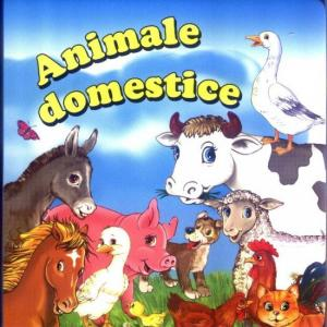Animale domestice cartonat