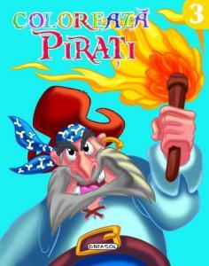 Coloreaza pirati 2