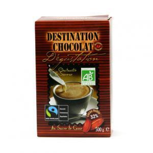 Ciocolata instant bio cu cacao si cereale