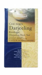Ceai bio negru Darjeeling