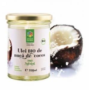 Ulei bio de cocos 350ml Santo Raphael