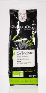 Cafea bio boabe Premium 100% Arabica
