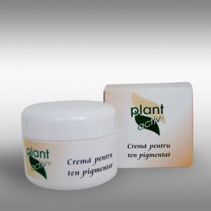 Crema pentru ten pigmentat