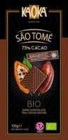 Ciocolata bio neagra KAOKA