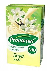 Bautura bio din soia cu aroma de vanilie