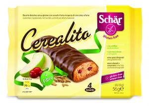 """Biscuiti fara gluten cu fructe """"Cerealito"""""""
