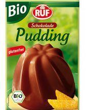 Praf pudding bio cu ciocolata