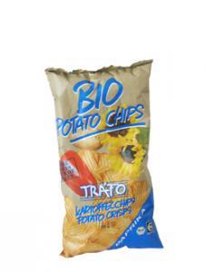 Chips bio din cartofi cu paprika Ribbel