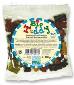 Jeleuri bio - Teddy cu fructe