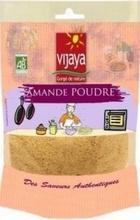 Pudra de migdale bio Vijaya 125g