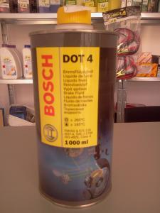Lichid de frana BOSCH DOT4