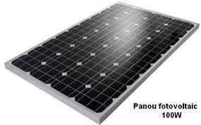 Panou fotovoltaic de 35 w