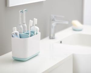 Suport pentru periute de dinti EasyStore Toothbrush Caddy