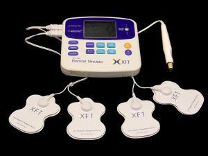 Aparat pentru electrostimulare si acupunctura pe 2 canale TENS XFT-320
