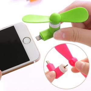 Mini ventilator portabil telefon iPhone 5/5S/6/6+/SE/ iPad