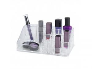 Suport de cosmetice mini organizer cu 16 compartimente