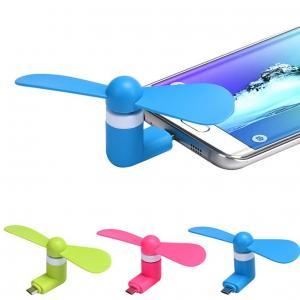 Mini ventilator portabil pentru telefon mobil Samsung