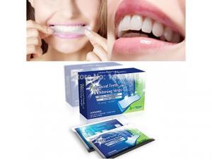Benzi de albire a dintilor Advanced Teeth Whitening Strips
