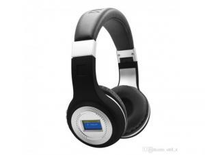 Casti wireless cu Ecran LCD si Bluetooth stereo wireless Bluetooth 471