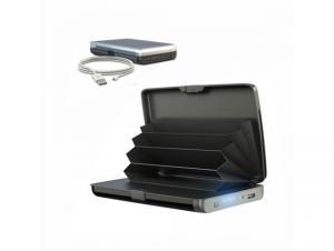 Portofel cu Baterie externa E-charge Wallet