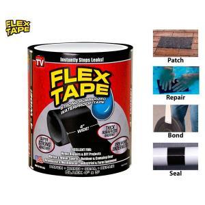 Banda adeziva cauciucata reparatoare Flex Tape