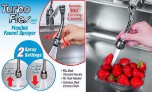 Racord pentru robinet flexibil universal Turbo Flex