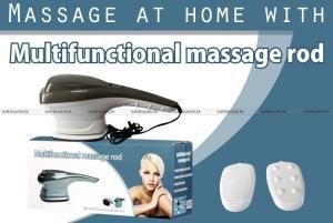 Aparat de masaj anticelulitic multifunctional cu infrarosu Massage Rod