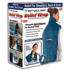 Pelerina de masaj Thermapulse Relief Wrap
